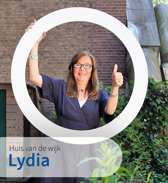Huis van de wijk Lydia