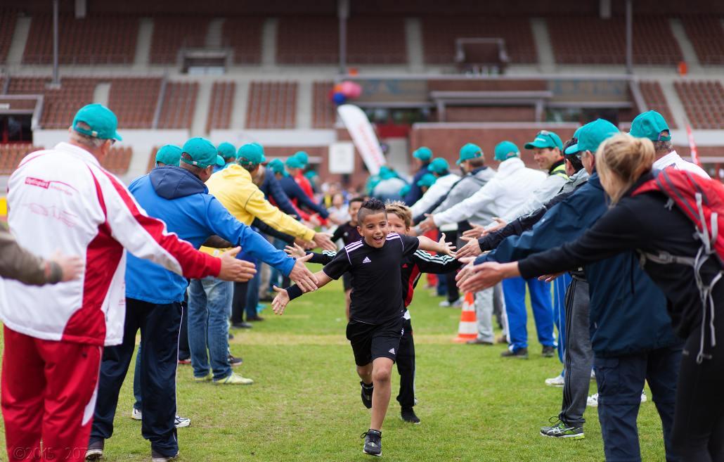 Olympische Sportweek Combiwel Sport Olympisch Stadion Amsterdam